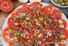 Tomato carpaccio easy fast and delicious – Cook and Mother Easy Healthy Meal Prep, Quick Healthy Breakfast, Easy Healthy Recipes, Real Food Recipes, Cooking Recipes, Chicken Sausage Pasta, Healthy Chicken Pasta, Deli Food, Finger Food Appetizers