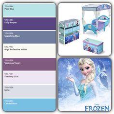 frozen colours - Google Search
