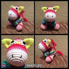 Annies DIY: Mein kleines süßes Pony ... für Euch