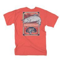 Fripp & Folly Trout Fishing Tee