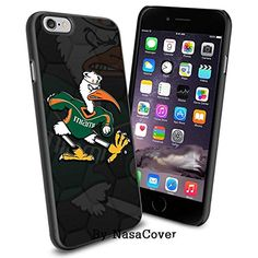NCAA University sport University of Miami Hurricanes , Cool iPhone 6 Smartphone Case Cover Collector iPhone TPU Rubber Case Black [By Lucky9Cover] Lucky9Cover http://www.amazon.com/dp/B0173BMMB8/ref=cm_sw_r_pi_dp_j4Klwb13Z59XK