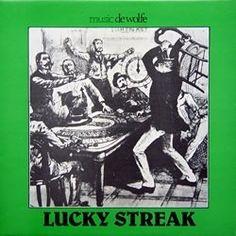 The International Studio Orchestra - Lucky Streak (1977)