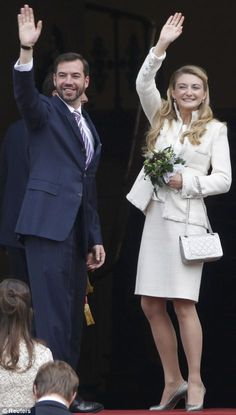 The guest list for the religious ceremony includes kings, queens, princes and princesses from European countries