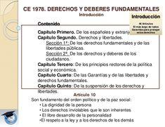 Presentación Tema Constitución Española de 1978. Personal subalterno Freedom Of Movement, Market Economy, Collective Bargaining