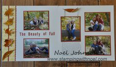 2010 11 Fall Leaves Layout for blog copy Reduce Reuse Recycle, Image C, Fall Leaves, Recycled Crafts, Recycling, Layout, Stamp, Blog, Stuff To Buy