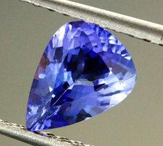 1.44 cts VVS CERTIFID Tanzanite AA+ (Zoisite) (ZST296)Tanzanite is the blue/purple variety of the mineral zoisite which was discovered in the Mererani Hills of Northern Tanzania in 1967, near the city of Arusha and Mount Kilimanjaro. Tanzanite in its rough state is usually a reddish brown color. It requires artificial heat treatment to bring out the blue violet of the stone. Tanzanite is a rare gem and lends itself to being a fantastic investment stone.