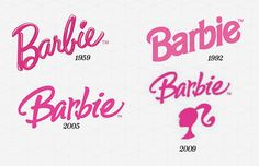 The 50 Most Iconic Brand Logos Of All Time39 Barbie