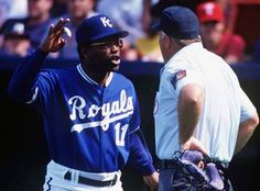 May 24, 1991 Hal McRae was named manager of the Kansas City Royals. He became the 2nd African-American manager In major league baseball. A 19 Yr  Major league veteran Mr McRae was a 3 Time All-Star & a 2 Time World Series Champion. While managing the Royals, Mr McRae was involved in an infamous incident after a  loss on April 26, 1993 to the Detroit Tigers. He lost his temper w/ reporters & trashed the entire office & yelled profanities at reporters (YouTube It).