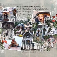 Layout winter efteling