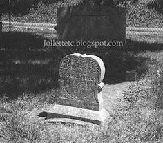 Tombstone Tuesday: James Henry Jollett #genealogy
