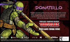 Teenage Mutant Ninja Turtles: Mutants in Manhattan - Donatello Character...