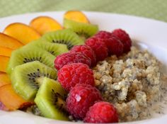 Soulshine Vegan: Coconut Breakfast Quinoa