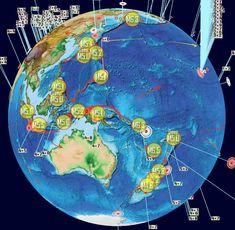 Dutchsinse Previsione Globale Terremoti