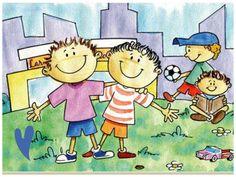 Ideias simples, que vão te alegrar 7. Desenhar com as Crianças
