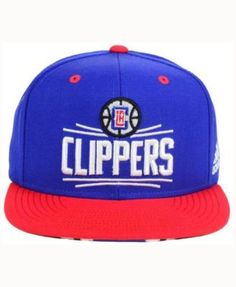 074dbe3e286 adidas Los Angeles Clippers Courtside Cap   Reviews - Sports Fan Shop By  Lids - Men - Macy s