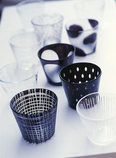 To know more about kazumi tsuji めんちょこ, visit Sumally, a social network that gathers together all the wanted things in the world! Featuring over 5 other kazumi tsuji items too! Cut Glass, Glass Art, Kintsugi, Ceramic Mugs, Glass Design, Black Glass, Earthenware, Pottery Art, Kitchenware