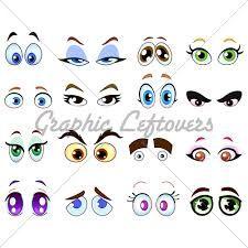 cartoon eyes - Google Search