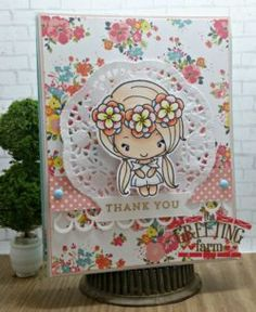Another Bloom-in' Tip Me Tuesday! : The Greeting Farm – Clear Stamps, Rubber Stamps, Cardmaking USA