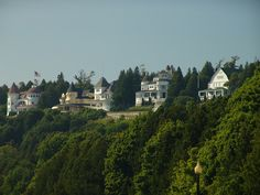 West Bluff Cottages, Mackinac