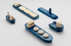деревнянные интерьерные игрушки в скандинавском стиле для детей