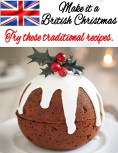 Christmas Food: The best Christmas recipes : Christmas Food: The best Christmas recipes - sofeminine Christmas Cake Decorations, Christmas Desserts, Christmas Treats, Christmas Cakes, Christmas Christmas, Best Christmas Recipes, Holiday Recipes, Traditional Christmas Food, Simply Yummy