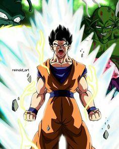 Dragon Ball Z, Dbz Gohan, Epic Characters, Fictional Characters, Foto Do Goku, Daft Punk, Anime Love, Nerd, Marvel