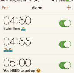 24 Pictures That Are Actually A Little Too Real For Swimmers