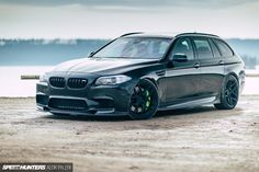 F11 M5R Touring: Building What BMW Wouldn't