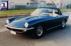 1966 Maserati Mistral 3700 Spider