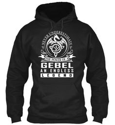 GEBEL - Name Shirts #Gebel