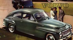 1960 Volvo PV544 Hell Project
