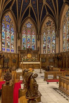 Saint George Anglican Heritage Church, Montreal | Flickr - Photo Sharing!