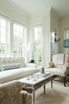 The Only Six White Paint Trim Colors You'll Need - laurel home | Buaia