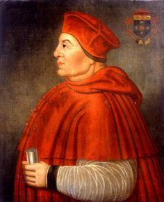 """Had I but served my God with half the zeal I served my King, He would not in mine age Have left me naked to mine enemies."" -Cardinal Thomas Wolsey -From Shakespeare's King Henry VIII (3.2)"