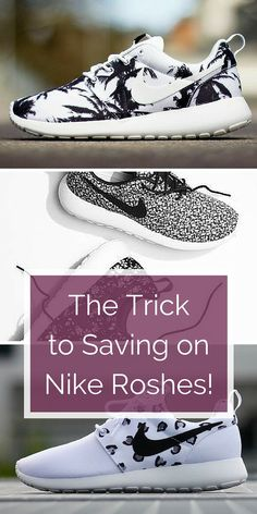 Obsessed with Roshe Ones but on a budget? Now you can shop Nikes on any budget! Download Poshmark to shop top fitness brands like Nike, Adidas, Lululemon, and hundreds more, at up to 70% off. Hurry, don't miss out!