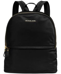5fdb8d49a9dbe1 MICHAEL Michael Kors Nylon Large Backpack, a Macy's Exclusive Style Handbags  & Accessories - Macy's