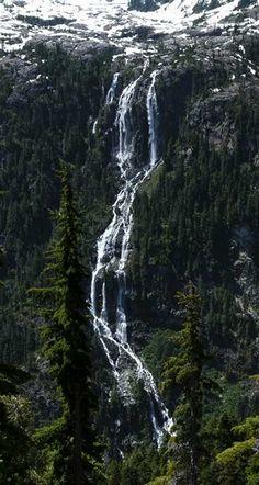Della Falls, British Columbia (tallest falls in Canada)  The most beautiful Waterfalls in the world - Page 3 - SkyscraperCity