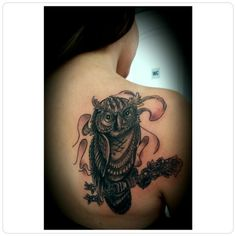 #wizardtattoofuengirola  #tattoo #tatuaje  #Ink #tinta #tatuando #tatuador #tattooart #fuengirola #malaga #playa #johanespinoza #tattoostudio  #españaink #tattoos    #newink #tattootime #newtattoo #owl