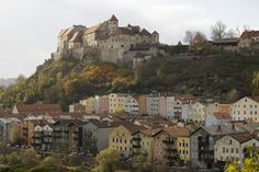 Burghausen - Germany... about 15 minutes from my MIL