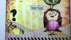 Bird Crazy cards - Scrapbooking Tutorial | Scrapmary