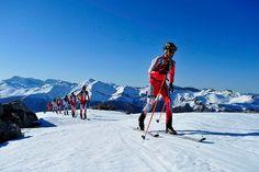 Travesía regil en Picos de Europa, Potes. Del 8 al 10 de marzo, 2013.  #Cantabria #Spain