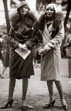 Women's Street Fashion of the 1920s. Обсуждение на LiveInternet - Российский Сервис Онлайн-Дневников