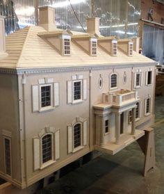 Philip Nimmo's Georgian style house