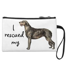 Rescue Irish Wolfhound Wristlet Wallet   pug memes humor, black pug full grown, gifts for dog moms #christmasgiftideas #christmas #pugoftheday American Bulldog Puppies, Bulldog Puppies For Sale, Puggle Puppies, Beagle, Boxer Dogs, Irish Wolfhound Rescue, Border Collie, Pugs In Costume, Toy Yorkshire Terrier