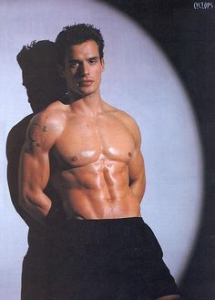 Antonio Sabato Jr.- Loved ever since he was on General Hospital as Jagger!