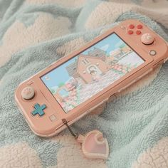 Pink Aesthetic, Aesthetic Anime, Kawaii Games, Nintendo Switch Accessories, Otaku Room, Gaming Room Setup, Kawaii Room, Game Room Design, Gamer Room