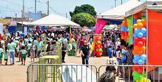 Ceilândia é palco de uma grande festa voltada para as crianças