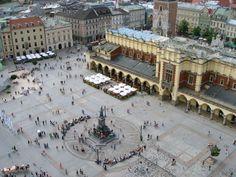 Kraków, Rynek Główny, Sukiennice