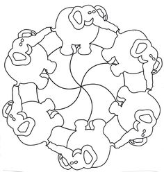 Elmer (lots of activities) Colouring Pages, Coloring Pages For Kids, Coloring Sheets, Elephant Crafts, Elephant Art, Spanish Classroom Activities, Book Activities, Animal Projects, Animal Crafts