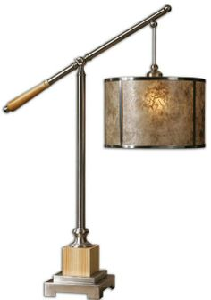 Sitka Silver Lamp from Uttermost (26765-1), $283.00